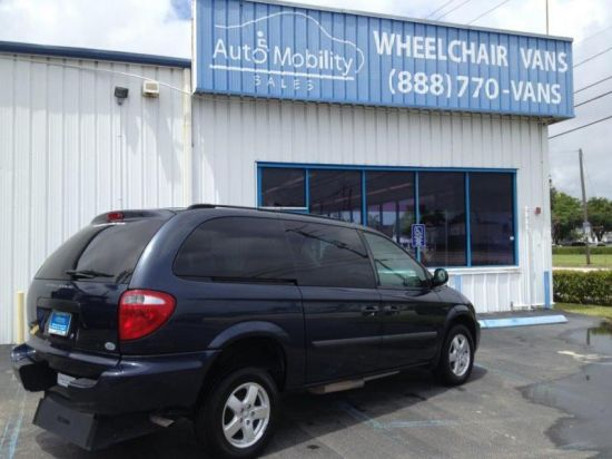 Find used wheelchair vans for sale in florida in our for Wheelchair accessible homes for sale in florida