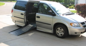 Popular Dodge Caravan Wheelchair Van Side Entry