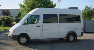 2004 Dodge Sprinter with Raised Roof