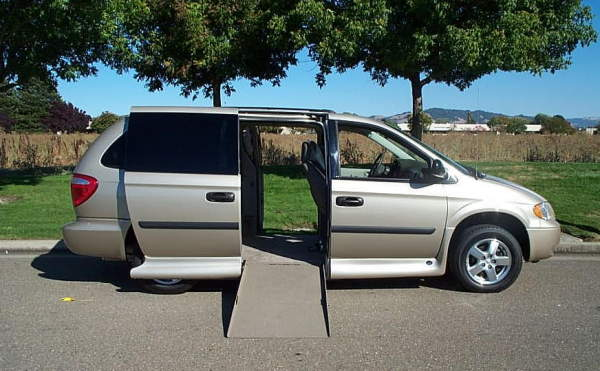 12 Additions To Make Dodge Grand Caravan Wheelchair Accessible