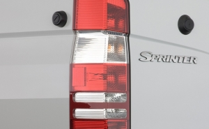 2008 dodge sprinter badge