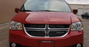2012 Dodge Caravan New Design