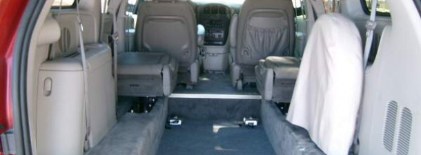 Essential Interior Features In Dodge Caravan Wheelchair Vans Dodge Wheelchair Vans Guide
