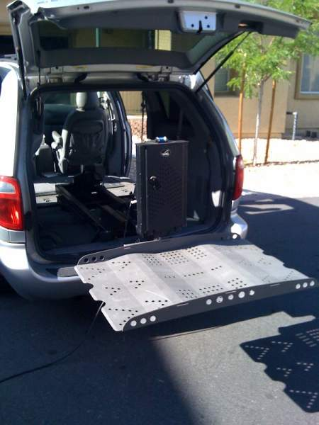 how to change lift dodge caravan