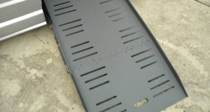2008 Dodge Caravan Side Entry With Ramp